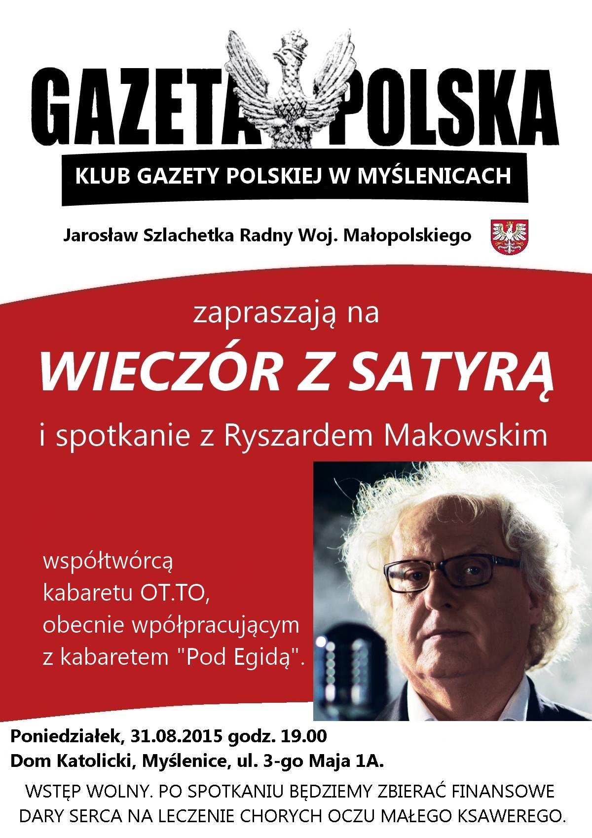 Myslenice - Makowiecki 2015