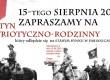 Pabianice – Festyn Patriotyczno-Rodzinnym, 15 sierpnia