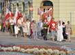 10.08.2015r. – Miesięcznica tragedii smoleńskiej w Piotrkowie Trybunalskim