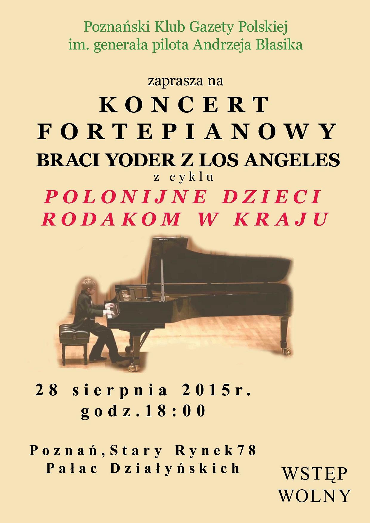 Poznan koncert2015