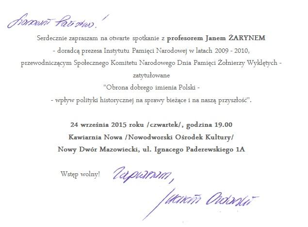 Czosnow Zaryn2015