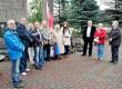 Obchody 65. miesięcznicy tragedii smoleńskiej w Dzierżoniowie