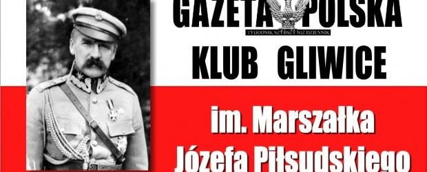 """[KORONAWIRUS] Akcje Klubów """"Gazety Polskiej""""  Gliwice"""