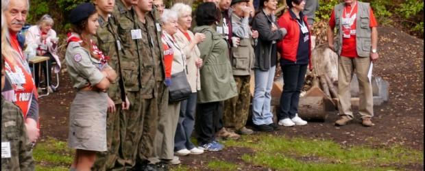 Gliwice – uczczenie pamięci 100 rocznicy walk Legionów Polskich