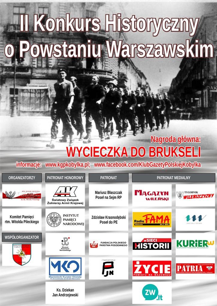Kobylka II Konkurs 2015
