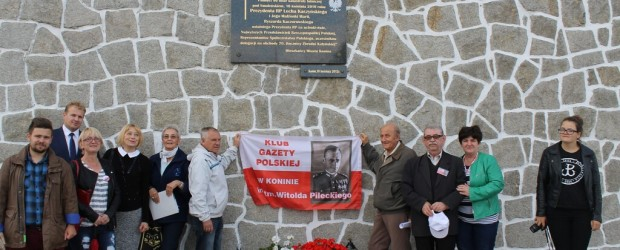 Kolejna miesięcznica Tragedii Narodowej z 10.04.2015 w Koninie
