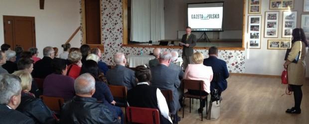 Krzywiń – Spotkanie z p. Joanną Lichocką