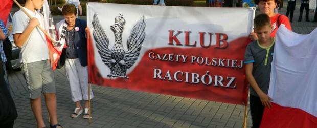 Racibórz – Uroczystości upamiętniające 76 rocznicę napaści Sowietów na Polskę