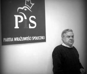 Z głębokim smutkiem i żalem zawiadamiamy o śmierci  przewodniczącego Klubu GP w Złotowie