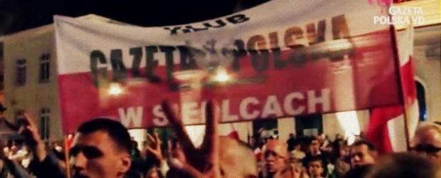 """""""Domagając się sprawiedliwości, trzeba być wolnym od nienawiści"""". 65. miesięcznica smoleńska (wideo)"""