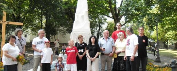 Wieliczka – Obchody upamiętniające Powstanie Warszawskie