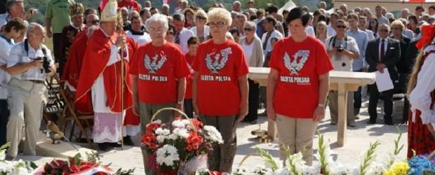 """[Tydzień w Klubach """"GP""""] Uroczystości na cmentarzu pod Dytiatynem"""