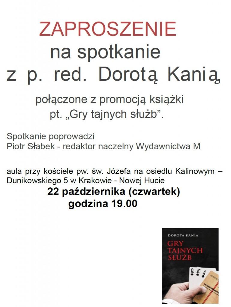 Krakow - Nowa Huta Kania 2015