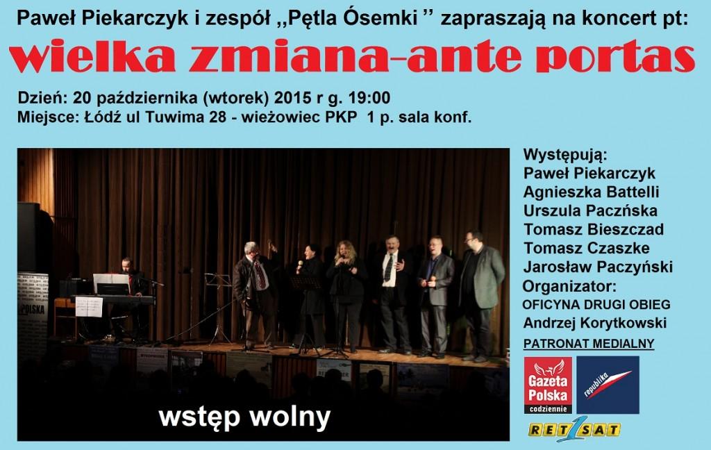 Lodz kabaret 2015