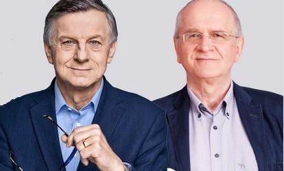 Włocławek – spotkanie z prof. A. Zybertowiczem oraz red. K. Czabańskim, 23 października