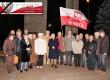 67. miesięcy po Tragedii Smoleńskiej w Dzierżoniowie