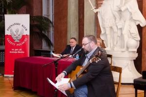 Red. Sakiewicz i Paweł Piekarczyk w Poznaniu
