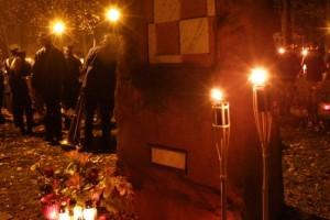 Miesięcznica tragedii smoleńskiej – Tarnowskie Góry
