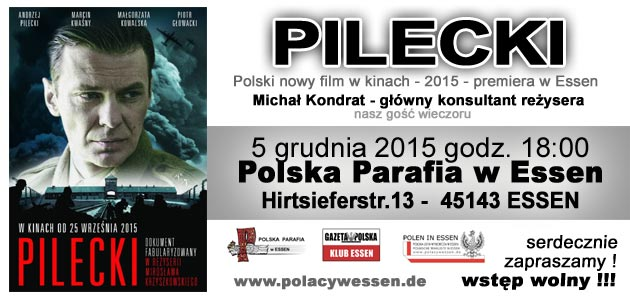 Essen Pilecki 2015