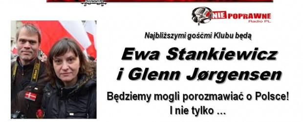 Ewa Stankiewicz i Glenn Jørgensen już wkrótce w Aarhus