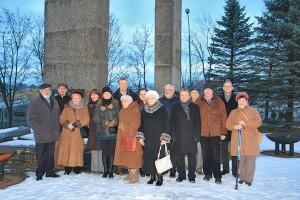 69. miesięcznica w Dzierżoniowie