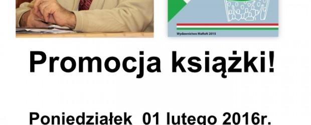 Głogów – spotkanie z Jerzym Robertem Nowakiem