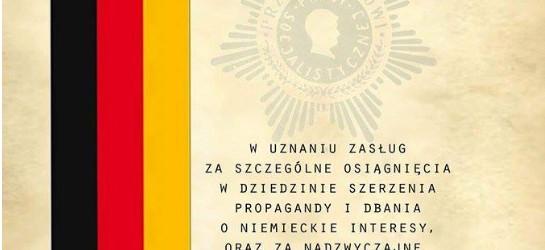 Tomasz Lis otrzymał dyplom – Wspólna akcja Otwockiego  i Młodzieżowego Klubu GP 2 w Warszawie (wideo)