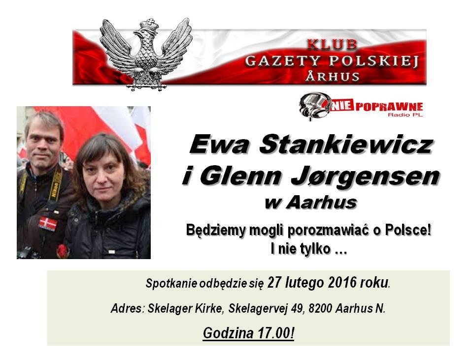 Aarhus Ewa Stankiewicz w Aarhus 2016