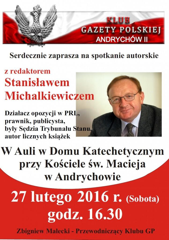 AndrychowII Michalkiewicz2016