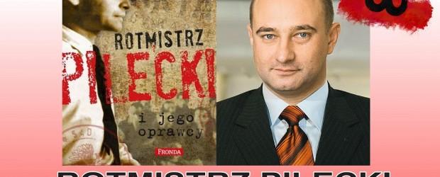 Częstochowa – spotkanie z Tadeuszem Płużańskim, 27 lutego
