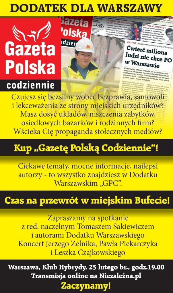 GPC-Dodatek Warszawski