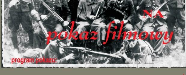 Głowno – pokaz filmowy o Żołnierzach Wyklętych, 5 marca