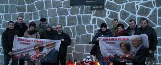 69 Miesięcznica Tragedii Narodowej w Koninie