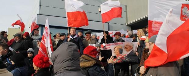 30.01.2016r. w Koninie odbyła się Manifestacja poparcia dla Rządu