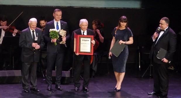 Gala Nagród Człowieka Roku 2015 – fotorelacja