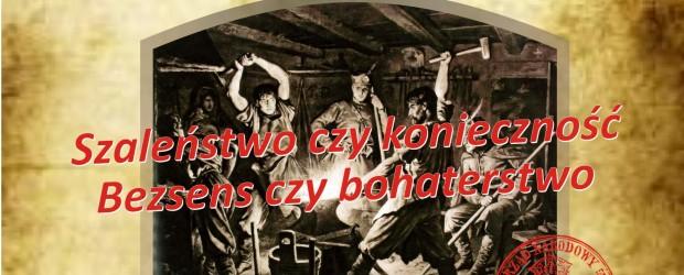 Polskie powstania narodowe – Szaleństwo czy konieczność… wykład w Niepołomicach