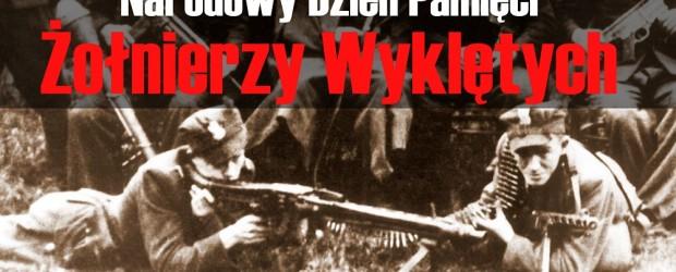 Opole – Narodowy Dzień Żołnierzy Wyklętych, 1  marca
