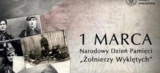 [Zaproszenia] Narodowy Dzień Pamięci Żołnierzy Wyklętych
