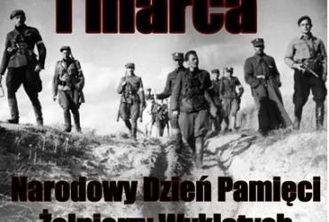 Busko-Zdrój – uroczystości upamiętniające Żołnierzy Niezłomnych, 28 lutego oraz 1 marca