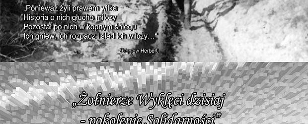 """Berlin – wykład  Leszka Żebrowskiego pt.  """"Żołnierze Wyklęci dzisiaj – pokolenie solidarności"""", 20 marca"""