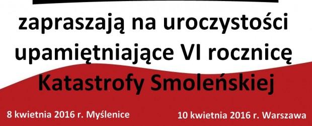Myślenice – Klub organizuje wyjazdy do Warszawy na obchody 6. rocznicy tragedii Smoleńskiej