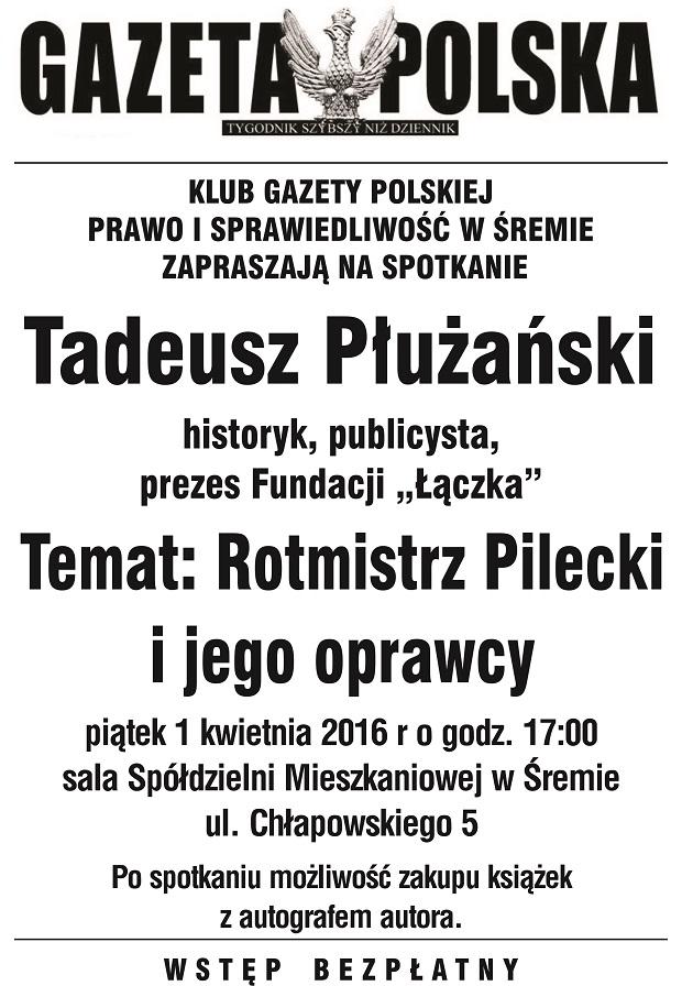 Srem Pluzanski 2016
