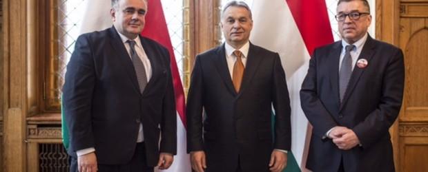 """[Tydzień w Klubach """"GP""""] Podziękowania od Viktora Orbána"""