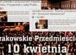 Chcą znać prawdę oprzyczynach tragedii wSmoleńsku. Przyjechali z całej Polski…(wideo)