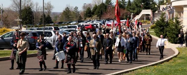 Polonia amerykańska oraz kanadyjska w Amerykańskiej Częstochowie wspólnie obchodziły 6. rocznicę Katastrofy Smoleńskiej oraz 76. rocznicę Zbrodni Katyńskiej