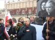 Kraków 10.IV.2016 r. VI Rocznica Tragedii Smoleńskiej (wideo)