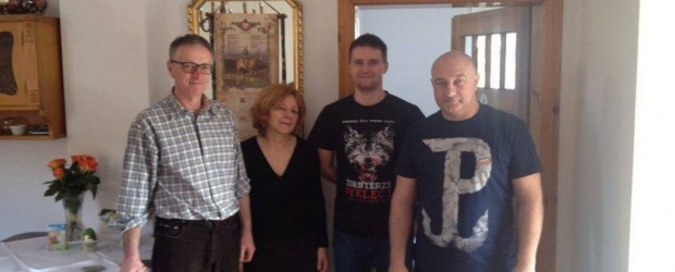 Spotkanie w Klubie GP Krzywiń z T. Płużańskim