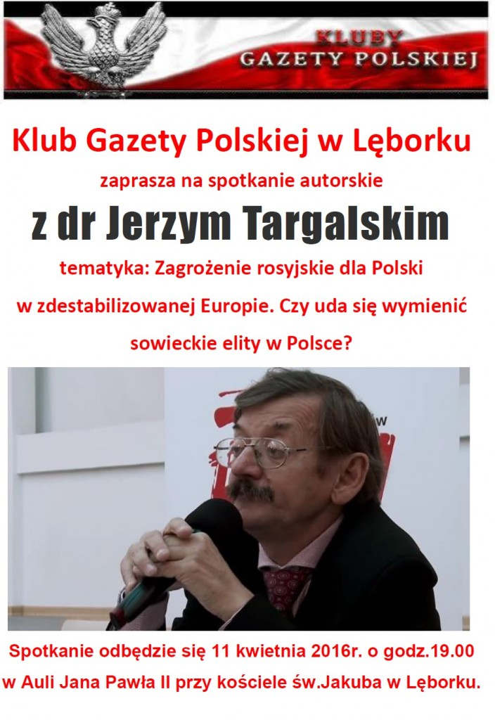 Lebork Targalski2016