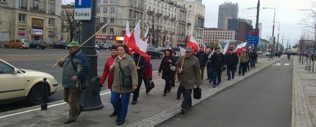 Nisko: Kubowicze na uroczystościach VI rocznicy tragedii smoleńskiej w Warszawie