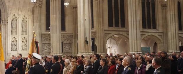 Nowy Jork: Msza Święta z okazji 1050.lecia Chrztu Polski oraz w intencji poległych w tragedii smoleńskiej